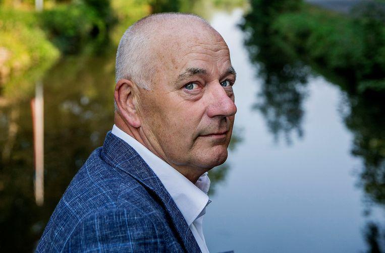 Steef Bartman, hoogleraar ondernemingsrecht, is zeer kritisch op de gasdeal tussen de regering en Shell/Exxon. Beeld Jean-Pierre Jans