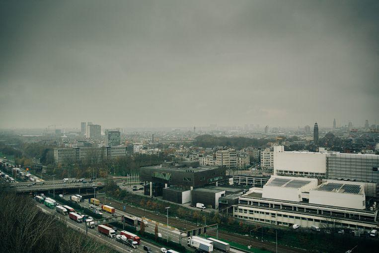 Tegen 2050 wil Antwerpen volledig klimaatneutraal zijn. Beeld Wouter Van Vooren