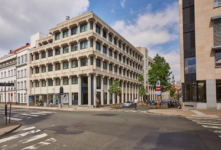 Woonzorgcentrum Ramen & Poel aan de Poel in Gent.