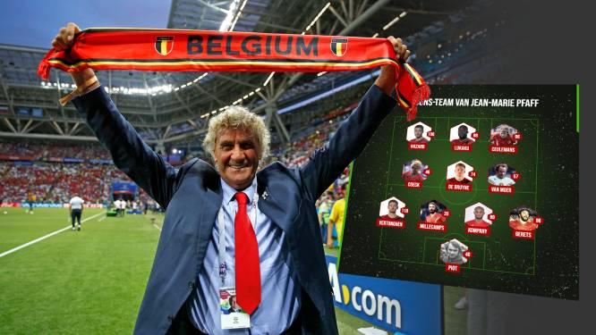 """Jean-Marie Pfaff kiest zijn beste Rode Duivels-elftal ooit: """"Ludo Coeck stopte Maradona af als een held"""""""