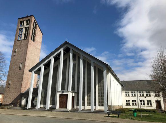 De Sint-Jozefkerk.