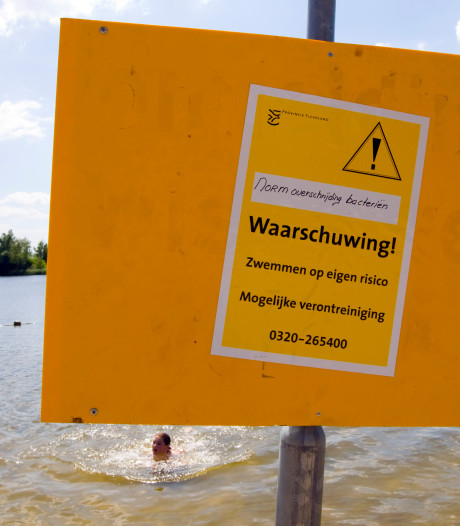 E.coli bacterie in twee Leidse zwemvijvers