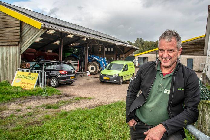 Theo Hopman heeft al jaren plannen voor een zonneproject van 17 hectare op zijn grond.