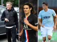 Club haalt Noa Lang, Cavani naar United, Lazio strikt Hoedt en ruildeal Atlético-Arsenal