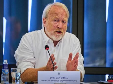 Van Dissel ziet 'nieuwe fase' door vaccinatie-effect: vanaf begin mei duidelijke daling ziekenhuizen