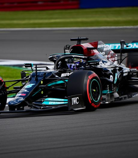 Lewis Hamilton décroche la pole de la course sprint à Silverstone