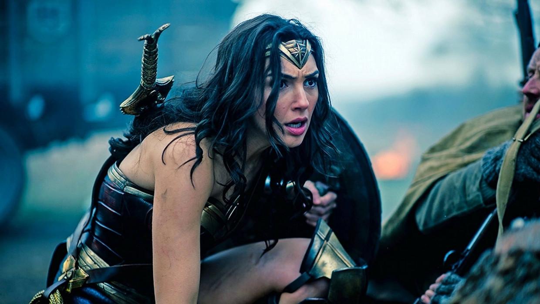 Gal Gadot in 'Wonder Woman' Beeld TMDB