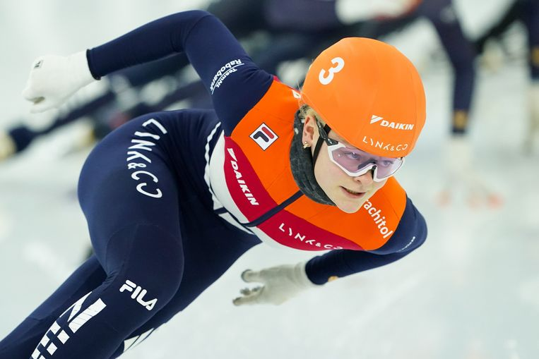 Xandra Velzeboer. Beeld BSR Agency