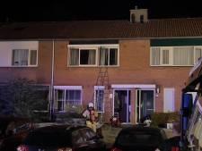 Brandweer rukt uit voor brand in woning in Oldenzaal