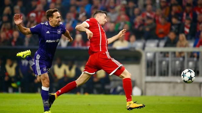 Weiler gokt en verliest: snel rood Kums luidt nederlaag van Anderlecht in tegen matig Bayern (3-0)