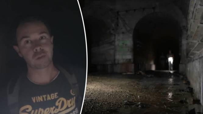 VIDEO. Avonturiers filmen hoe ze door gigantisch, verlaten ondergronds bunkercomplex dolen