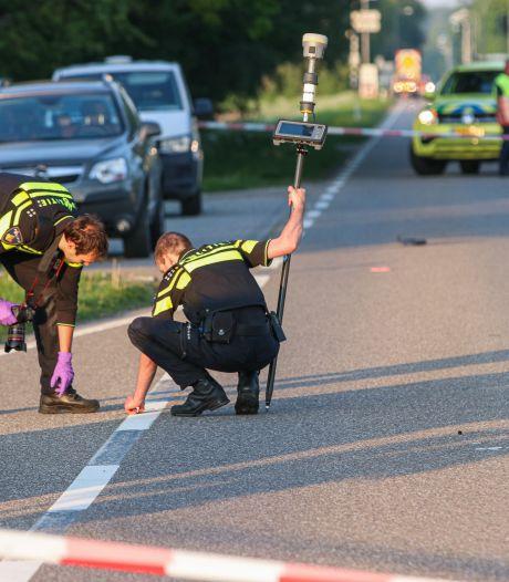 Politie maakt reconstructie van ongeval in Emmeloord waarbij 6-jarig meisje overleed