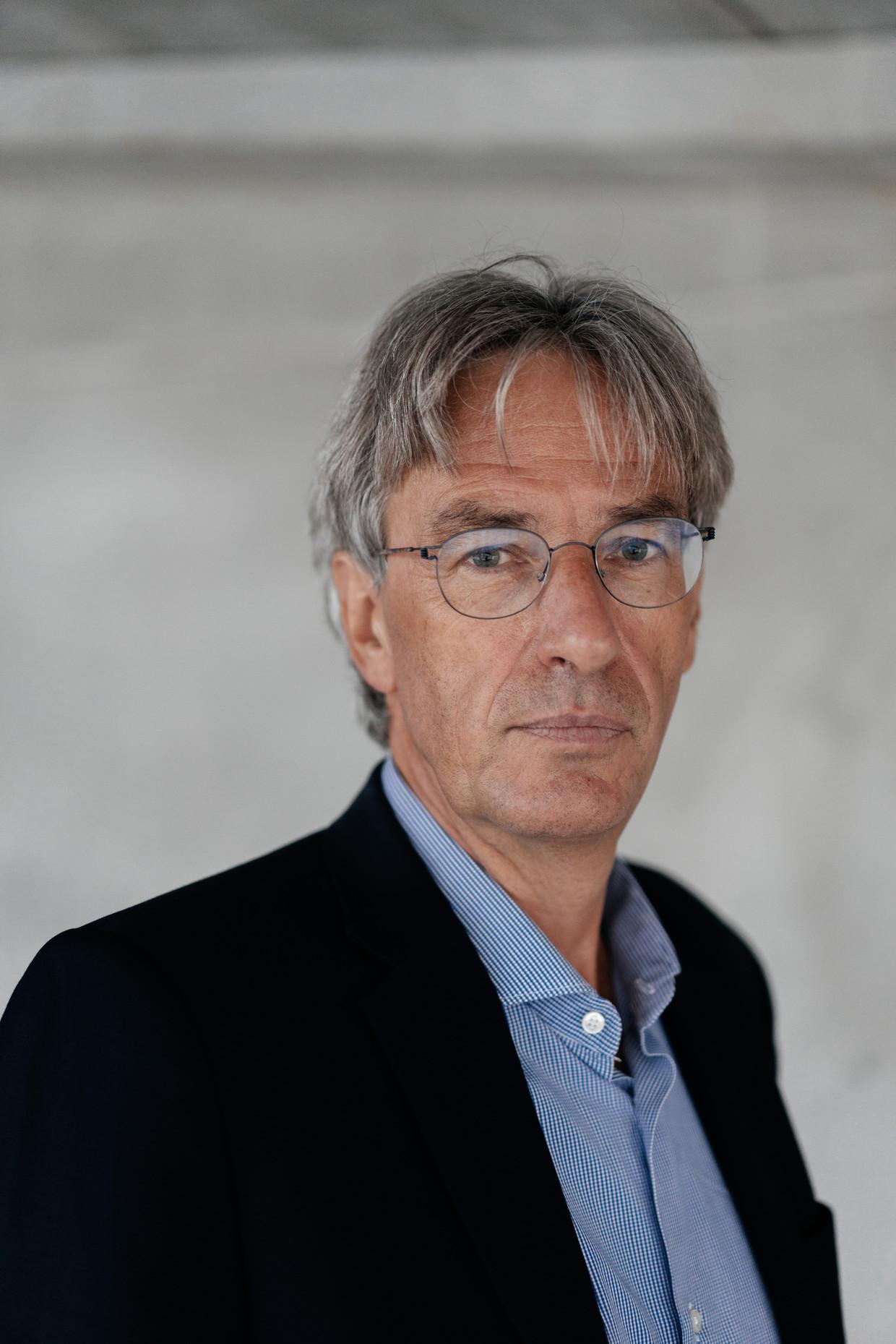Professor Herman Goossens. Beeld Wouter Van Vooren