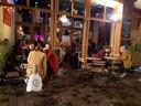 In café Kafka mochten de klanten wel nog tot 1 uur blijven zitten, want hier worden tapas geserveerd.