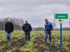 Deze Lochemse boeren willen geen gifgele velden meer zien en experimenteren op akker in Laren: 'Wij zijn ook onderdeel van de samenleving'