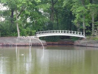 Zwemmen in vijver aan park Den Breughel verboden