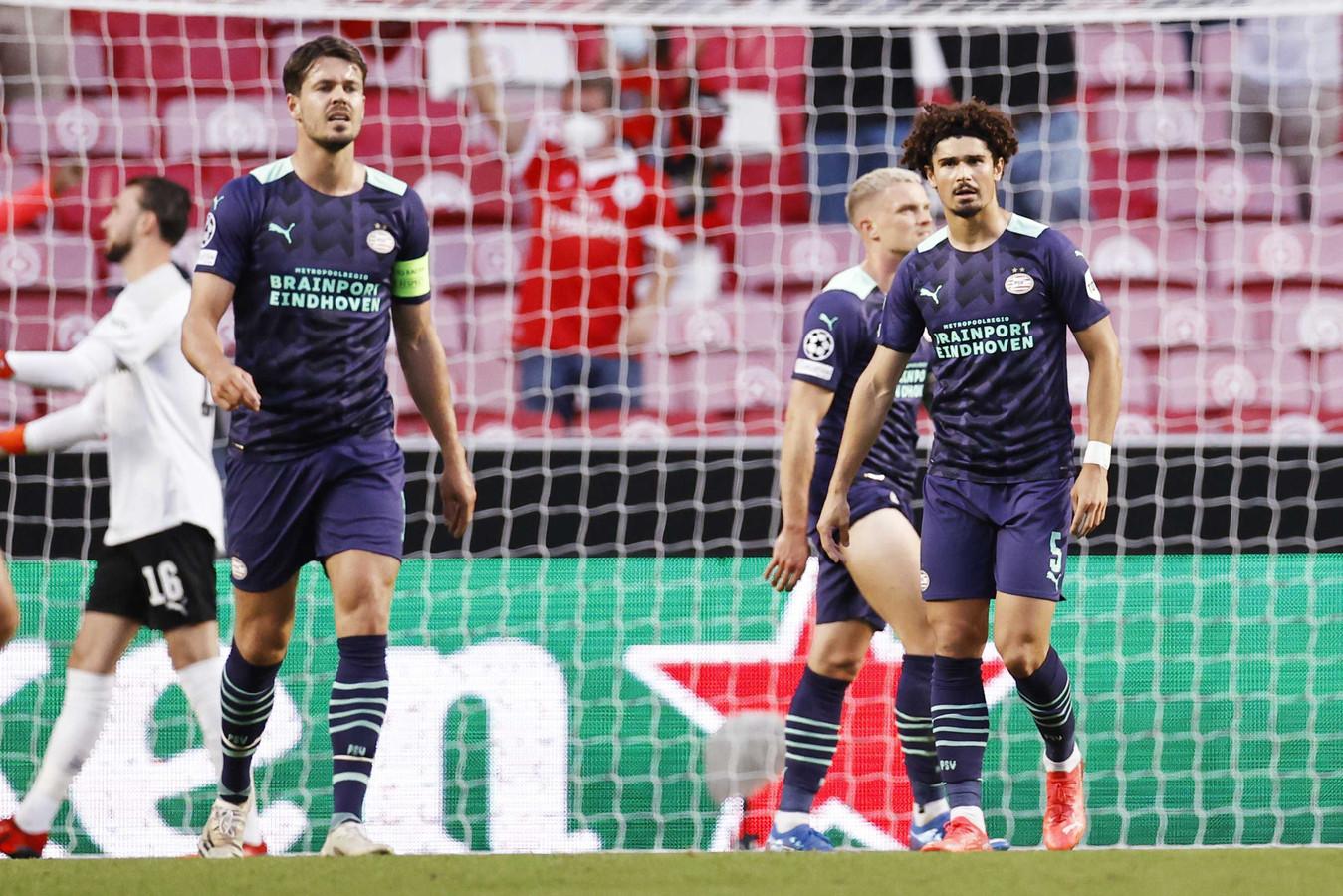 Marco van Ginkel en André Ramalho, twee nieuwe aanwinsten en bepalende krachten bij PSV.