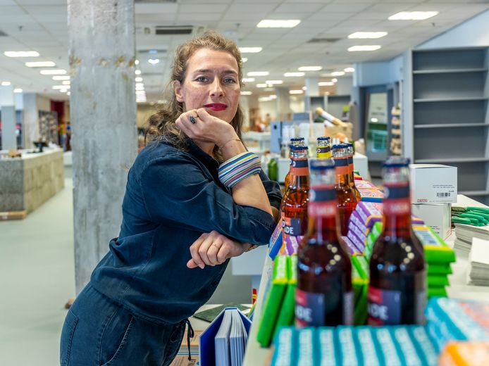 Janneke Kreek, initiatiefnemer en mede-eigenaar van Green-UP.