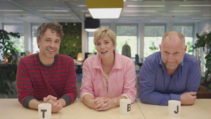 Factcheckers: Thomas, Britt en Jan blikken terug in de laatste aflevering