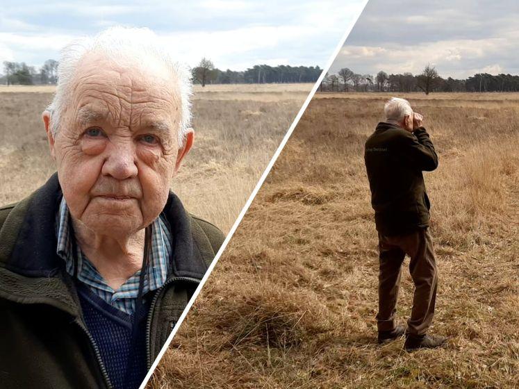 Gerrit is de oudste boswachter van Nederland en gaat door