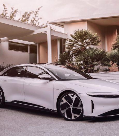 Snelste 'ding' ter wereld blaast Tesla aan de kant: de Lucid Air komt begin 2021