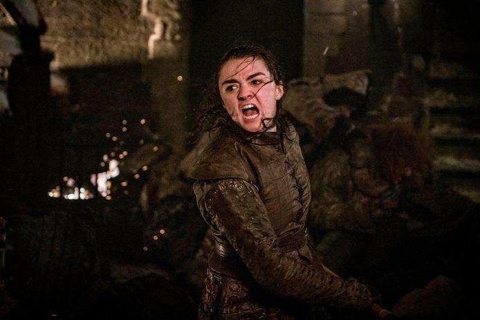 Maisie Williams als Arya Stark in 'Game of Thrones'