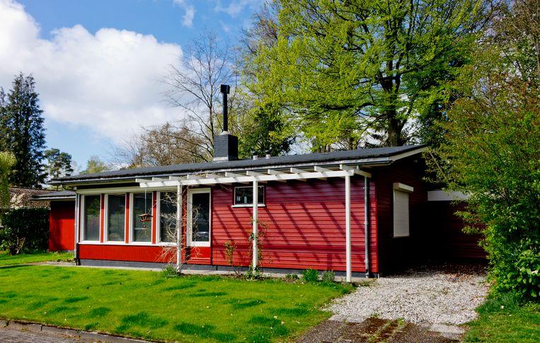 Finse villa Beeld Johan Nebbeling
