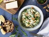 Wat Eten We Vandaag: Rucolastamppot met Gruyère kaas