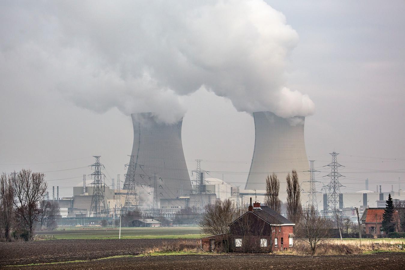De Belgische kerncentrale in Doel, vlakbij de grens met Nederland (en Brabant) kampt regelmatig met problemen.