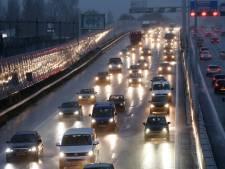 Zware avondspits in aantocht, het gaat flink regenen in Oost-Nederland