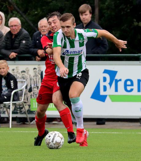 Lars Miedema is nu al blij met zijn keuze voor SC Genemuiden