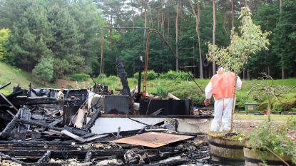 Verdachte brand vernielt 't Sjalekke