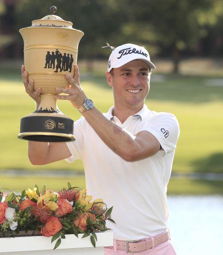 Justin Thomas récupère la place de numéro un mondial