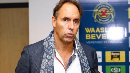 Waasland-Beveren blijft voorzitter steunen ondanks geruchten over matchfixing