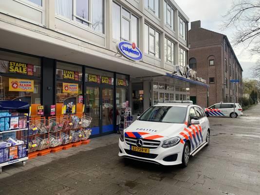 Overval op Trekpleister in Eindhoven