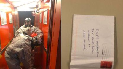 Na Theo Francken ontvangt nu ook CD&V-politicus Wouter Beke brief met wit poeder