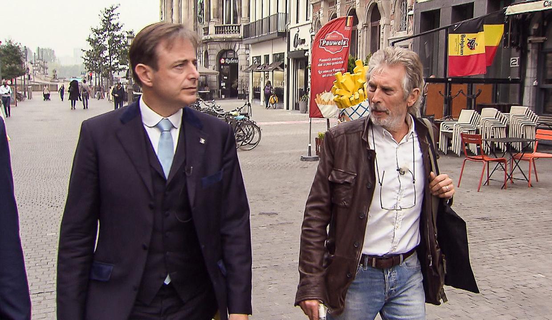 Jambers duikt opnieuw in de politiek. Beeld VTM