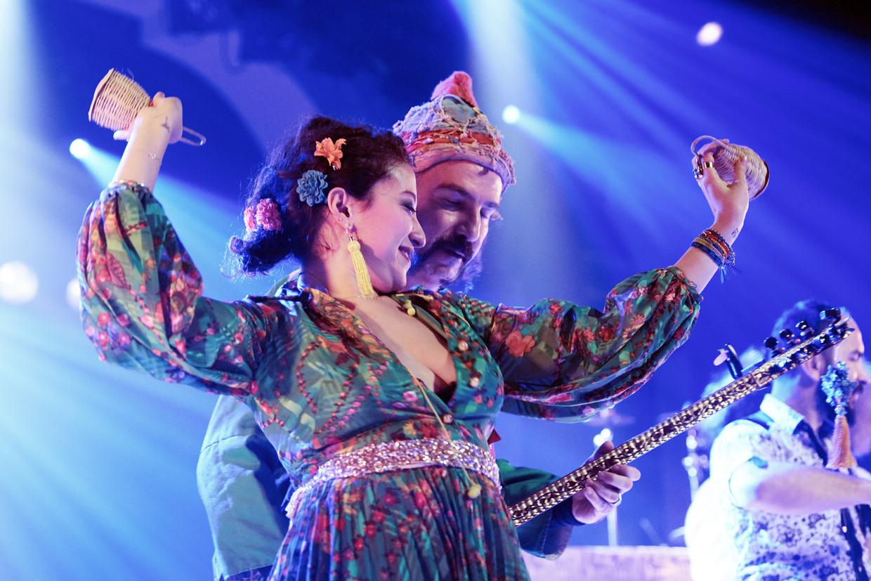 Groepen als deze Baba Zula symboliseren het moderne, seculiere Turkije dat 'sultan' Erdogan het liefst van al zou zien verdwijnen.