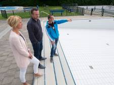 Teleurstelling in Arnemuiden ondanks steun voor reddingsplan zwembad