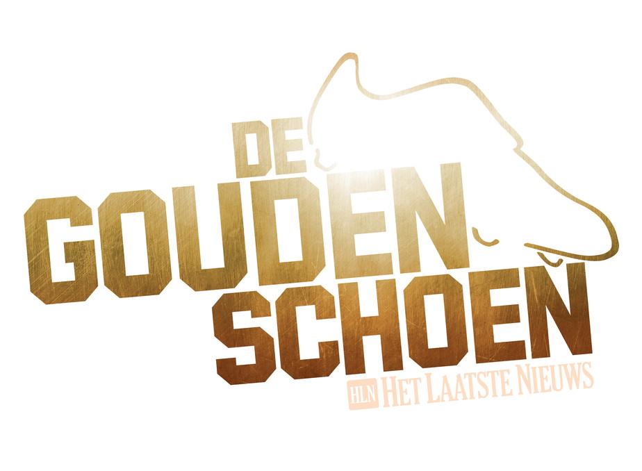 Logo gouden schoen 2021