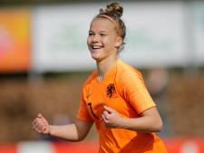 Van Westeringh en Van Koot naar halve finale EK met Oranje O19