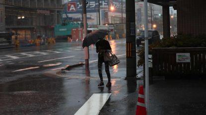 Hevige regenval in Japan: 800.000 mensen geëvacueerd