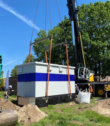 Voorbereidingen voor 530.000 meter glasvezel in Heusden