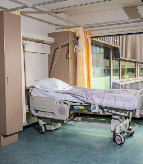 Spreiding over ziekenhuizen lijkt nauwelijks nog nodig door daling coronapatiënten