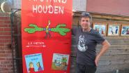 """Cultuurcafé Koning Ezel herneemt programmatie en start nieuwe zomercartoonwandeling: """"Op die manier valt er deze zomer toch iets te beleven in Lede"""""""