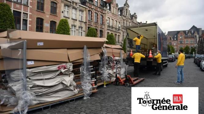 Tournée Générale: AB InBev blijft in een gulle bui