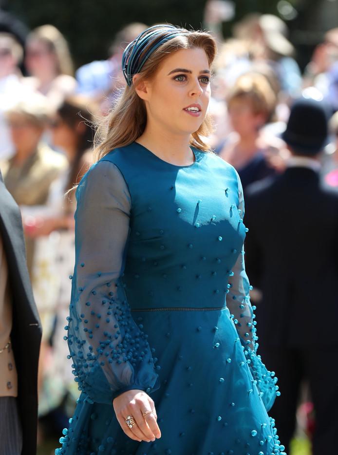 De echte prinses Beatrice,