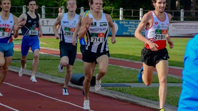 "Tibaut Vandelannoote loopt zaterdag 3000m in Oordegem: ""Goeie test om te zien waar ik sta"""
