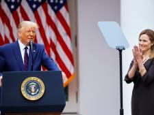 Donald Trump nomme la juge conservatrice Amy Coney Barrett à la Cour suprême