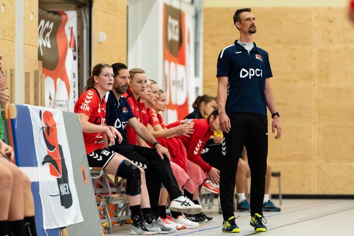 Lars Hoogeveen en Kwiek kregen een teleurstelling te verwerken in de eerste wedstrijd van het seizoen.